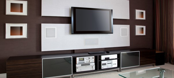 Good Basic Hidden Wiring TV Mount